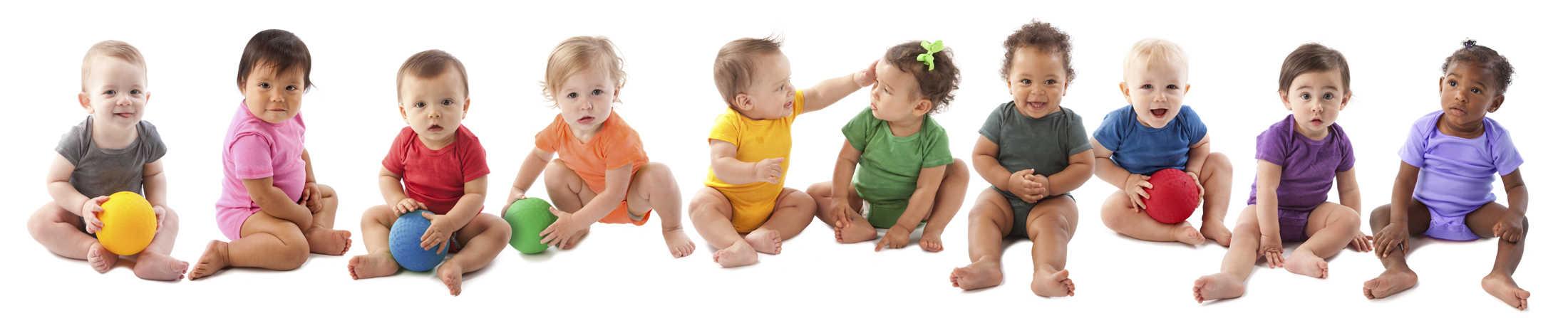 nhf multi ethnicity babies
